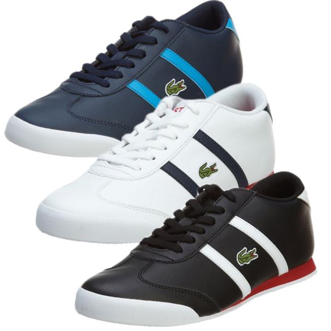 tania wyprzedaż konkurencyjna cena przedstawianie Details about Lacoste Tourelle CLC Spj Shoes Sneakers Trainers Trainers  Leather