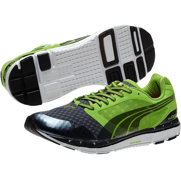 Details about Puma Faas 500 V2 shoes running shoes sneakers jogging  Green-Black NEW deaeaed0c