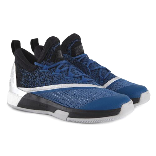 bas BLEU 2 adidas chaussures Boost sport de basketball Crazylight 5 vwqgZT