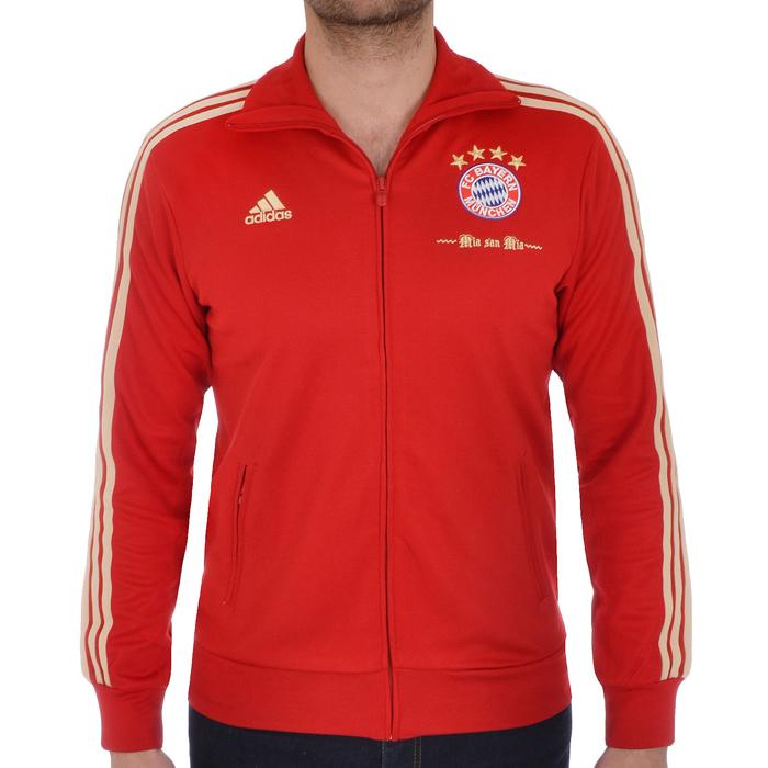 De Mia Rouge Sport Adidas San Fc Fcb Veste Bayern Homme YSqgSP