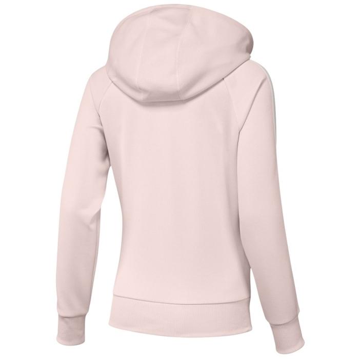 adidas girly zip hoodie sports jacket hoodie rosa hooded sweater new ebay. Black Bedroom Furniture Sets. Home Design Ideas