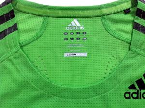 adidas shirt grün damen