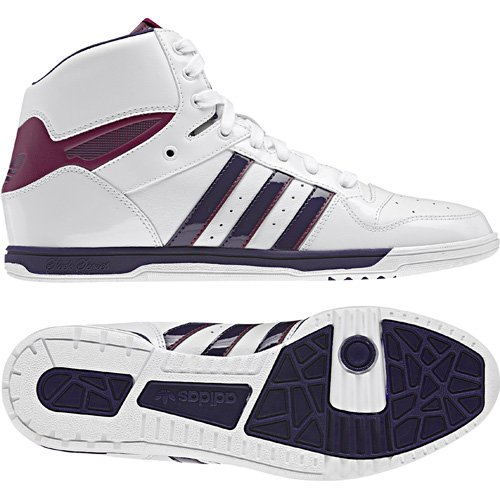 new style 573a1 4e116 Adidas Attitude Sleek W SHOES TRAINERS SIZE 42 - 42,5 Leather NEW