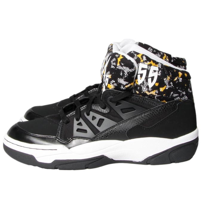 Details about Adidas Mutombo Basketball Shoes Trainers Men s Sports Shoes  Black New 5664ca0ef