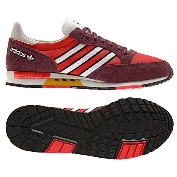 Adidas Originals Phantom Shoes Trainers Men s red-bordeaux Trainers ... 8bd7d1e5e2