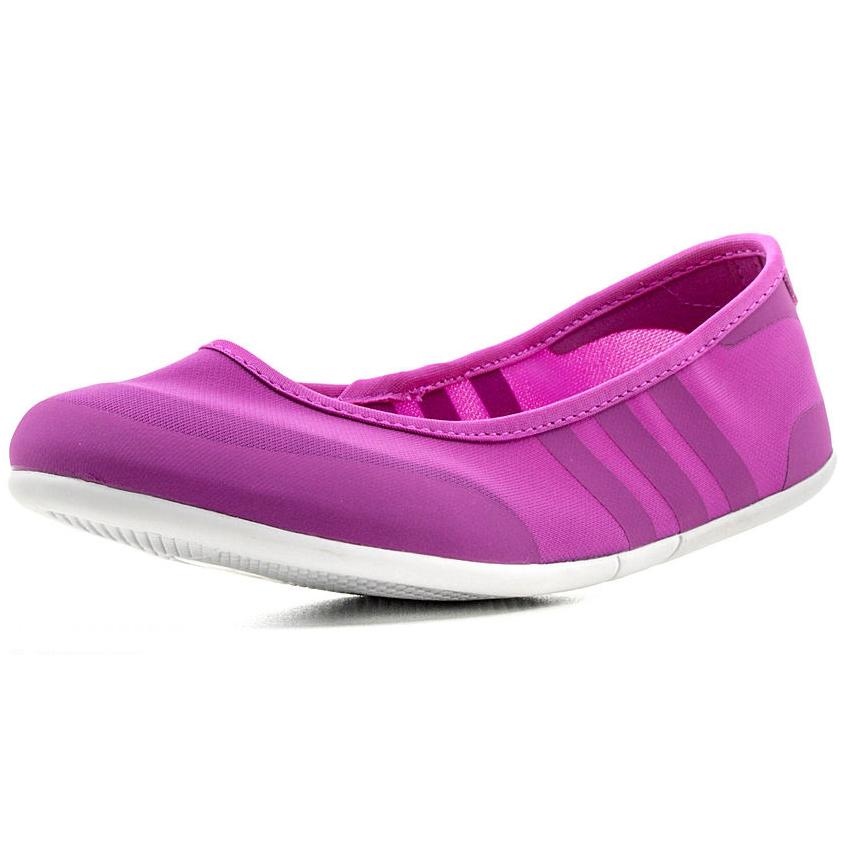 Adidas Neo Sunlina Ballerina Sneakers Trainers Pink Women's New | eBay