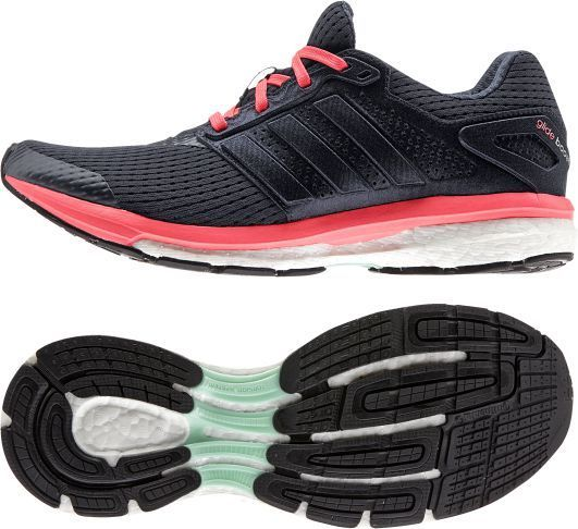 Details about Adidas Supernova Glide Boost 7 W Shoes Running Shoes Jogging Trainers New