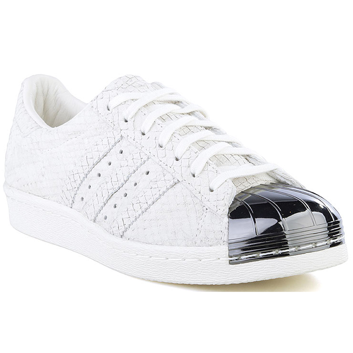 pretty nice 339cd 8906c ADIDAS ORIGINALS SUPERSTAR 80s Metal Toe Trainers Shoes Trainers