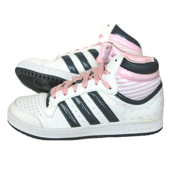 adidas top ten hi shoes trainers gr 35 38 high sleek. Black Bedroom Furniture Sets. Home Design Ideas