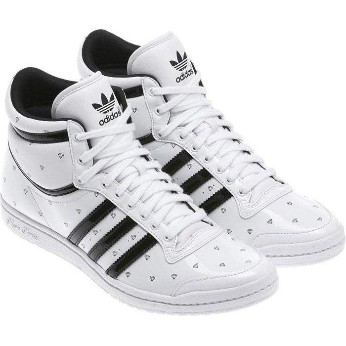 adidas top ten hi sleek w schuhe sneaker turnschuhe. Black Bedroom Furniture Sets. Home Design Ideas
