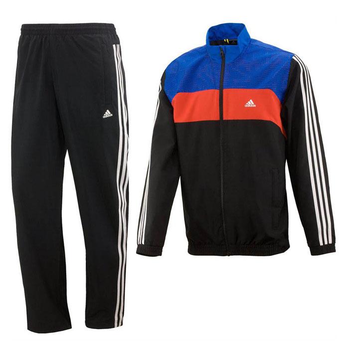 zapatos casuales Promoción de ventas amplia selección Adidas Trackies Ts Train Kn Oc Suit Tracksuit Blue Men's Size ...