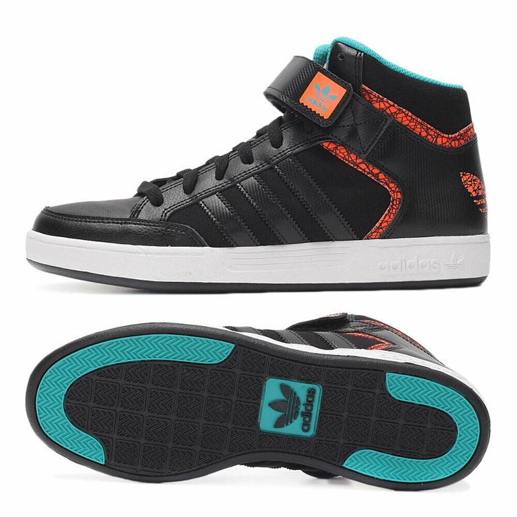 Schuhe about Gazelle Trainers NEU Turnschuhe adidas MID Varial Sneakers schwarz Details 1J3TFlKcu
