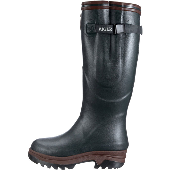 aigle gummistiefel parcours iso stiefel jagdstiefel bronze noyer unisex boots ebay. Black Bedroom Furniture Sets. Home Design Ideas