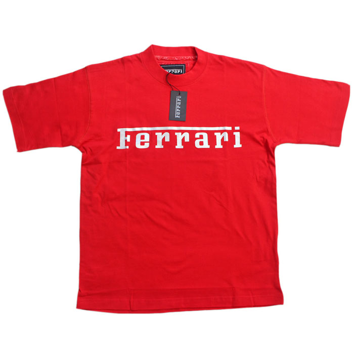 ferrari t shirt silvr tsh scuderia ferrari formel 1 team. Black Bedroom Furniture Sets. Home Design Ideas