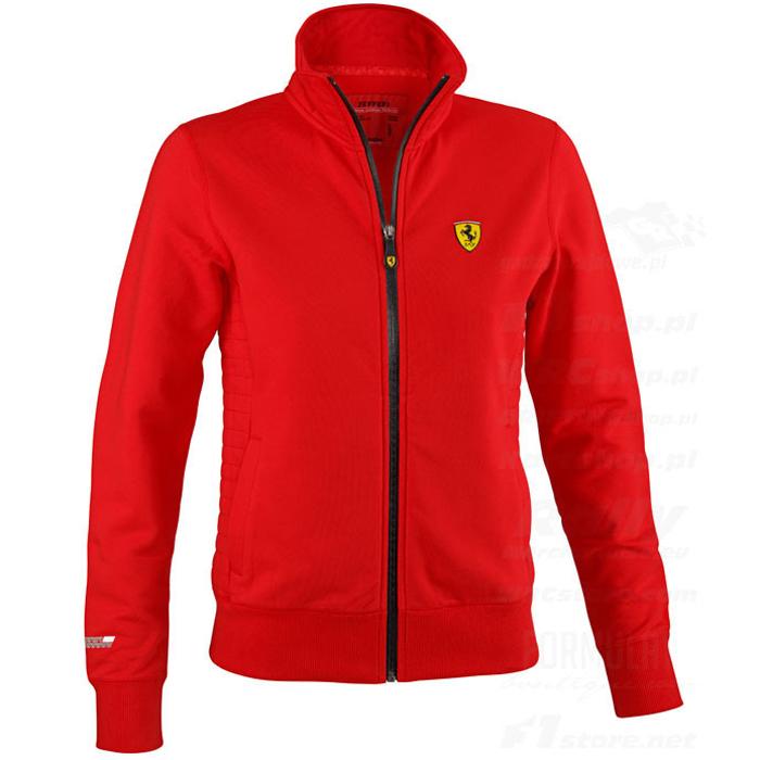 Ferrari Scuderia Zip F1 Women's Jacket Sports jacket jacket ...