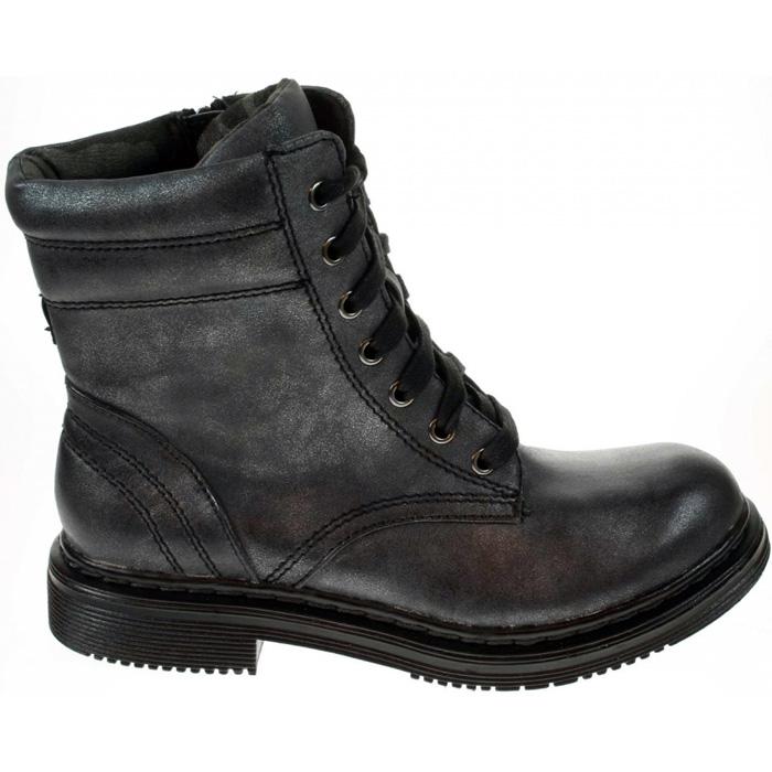 ... zu Marco Tozzi Damen 2-25251-31 Siefel Boots Schuhe schwarz Combat NEU