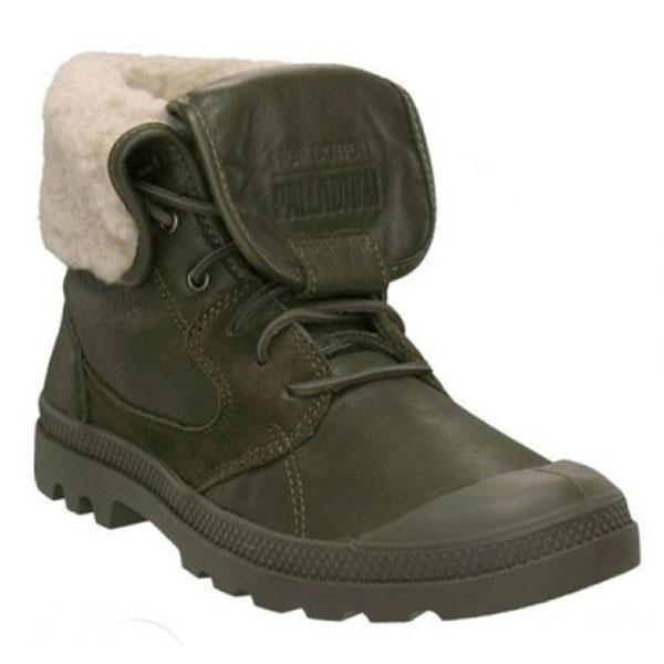 palladium nb baggy fur schuhe boots stiefel herren gr 39. Black Bedroom Furniture Sets. Home Design Ideas