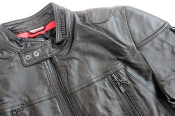 puma ducati jacke lederjacke bickerjacke herren leder leather