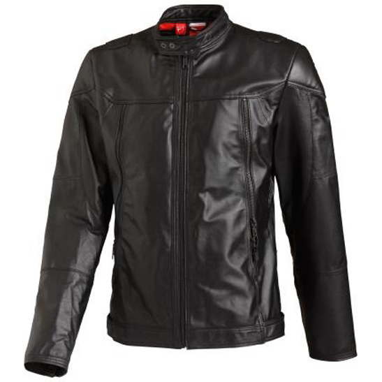 puma ducati leather jacket biker jacket men 39 s leather. Black Bedroom Furniture Sets. Home Design Ideas