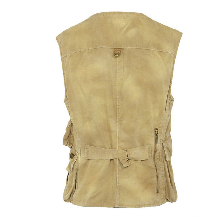ralph lauren vest outdoor vest hunting vest vest khaki men. Black Bedroom Furniture Sets. Home Design Ideas