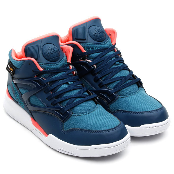 reebok pump omni lite cordula hexalite schuhe turnschuhe basketball blau neu ebay. Black Bedroom Furniture Sets. Home Design Ideas