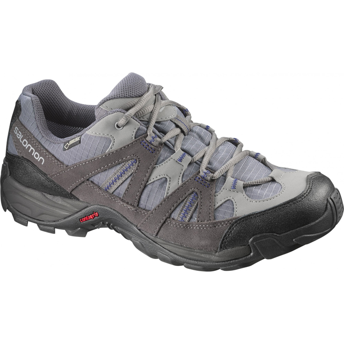 solomon hiking shoes how to clean