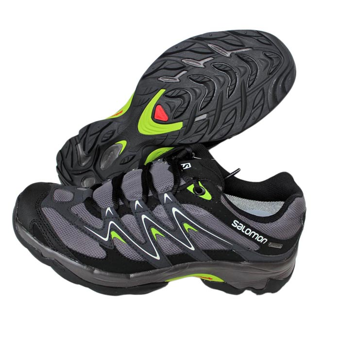 Salomon GoreTex RAWSON GTX Trekking Shoes Outdoor Shoes ...