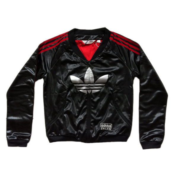 adidas chile 62 deep tt c62 jacke sportjacke trainingsjacke gr 40. Black Bedroom Furniture Sets. Home Design Ideas